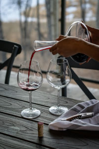Comment carafer le vin